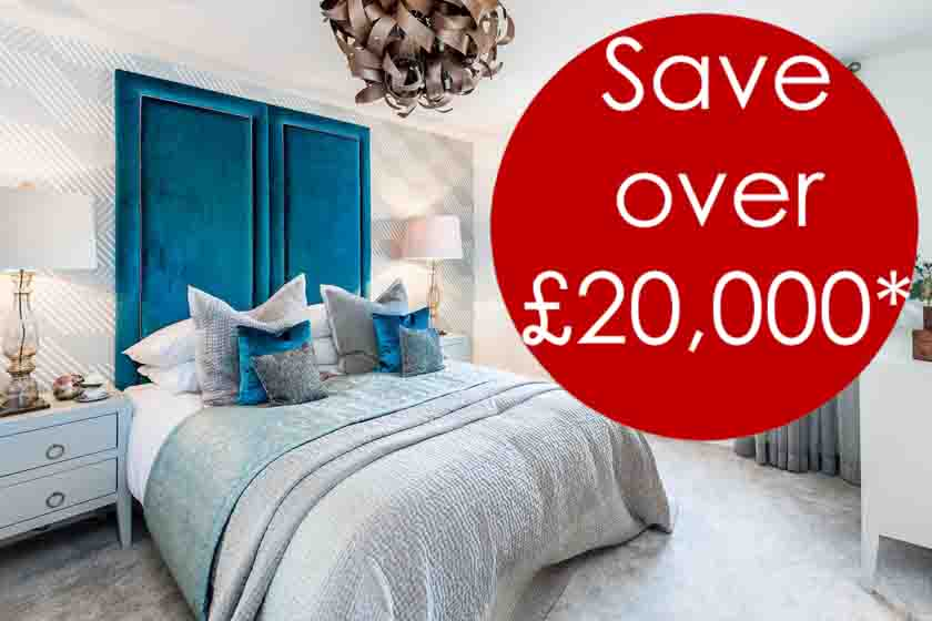 Save over £20,000
