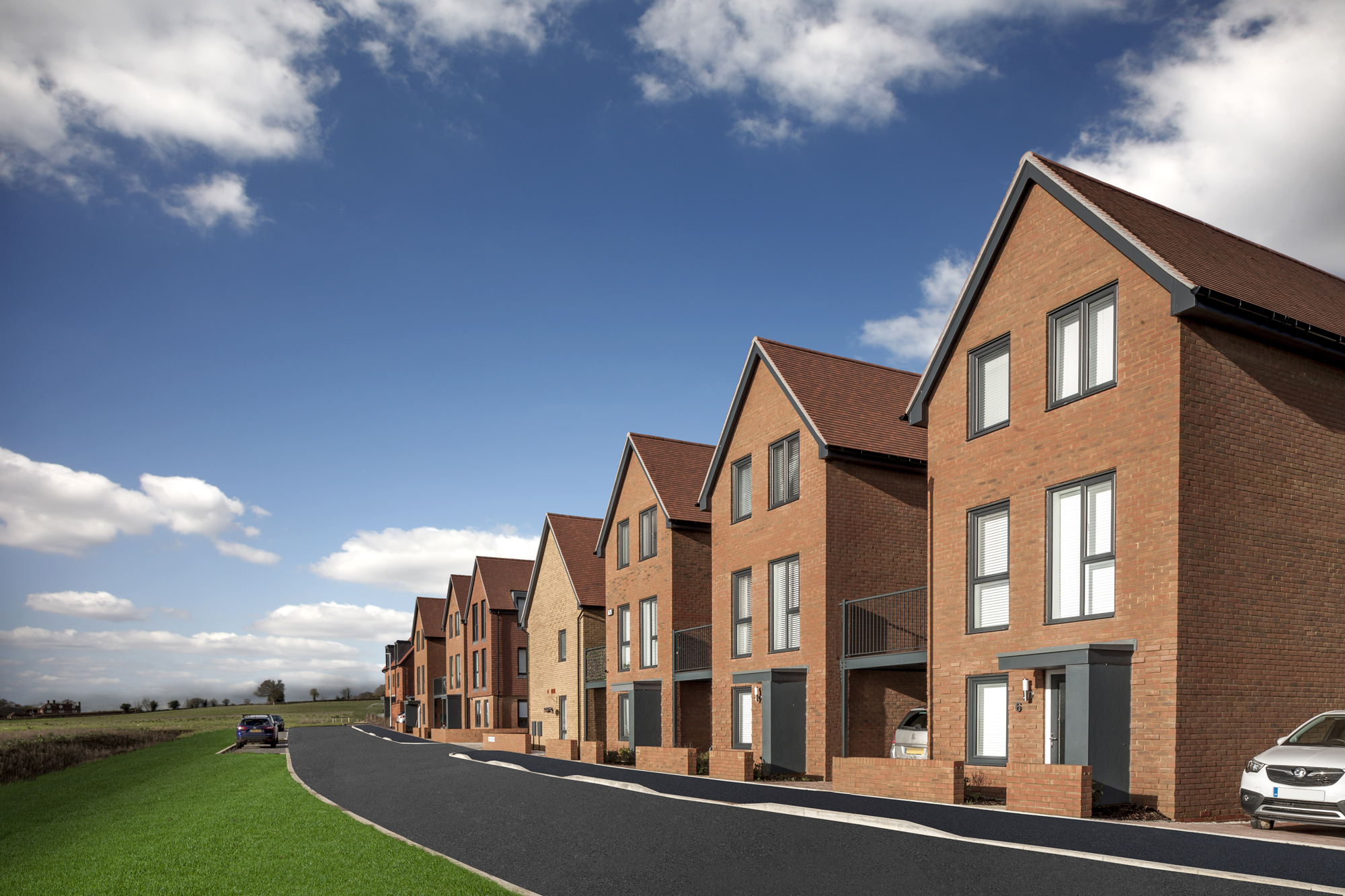 Barratt Homes at Chilmington