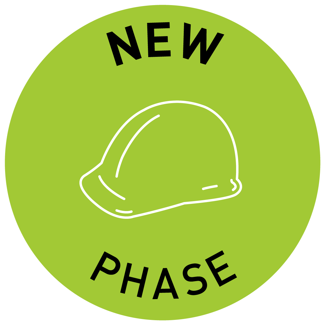 New phase info graphic