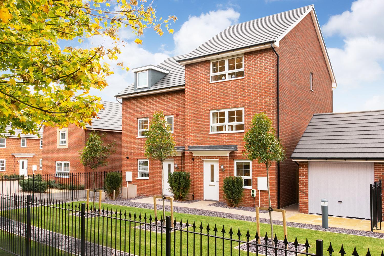Deram Parke Woodcote 14 Barratt Homes