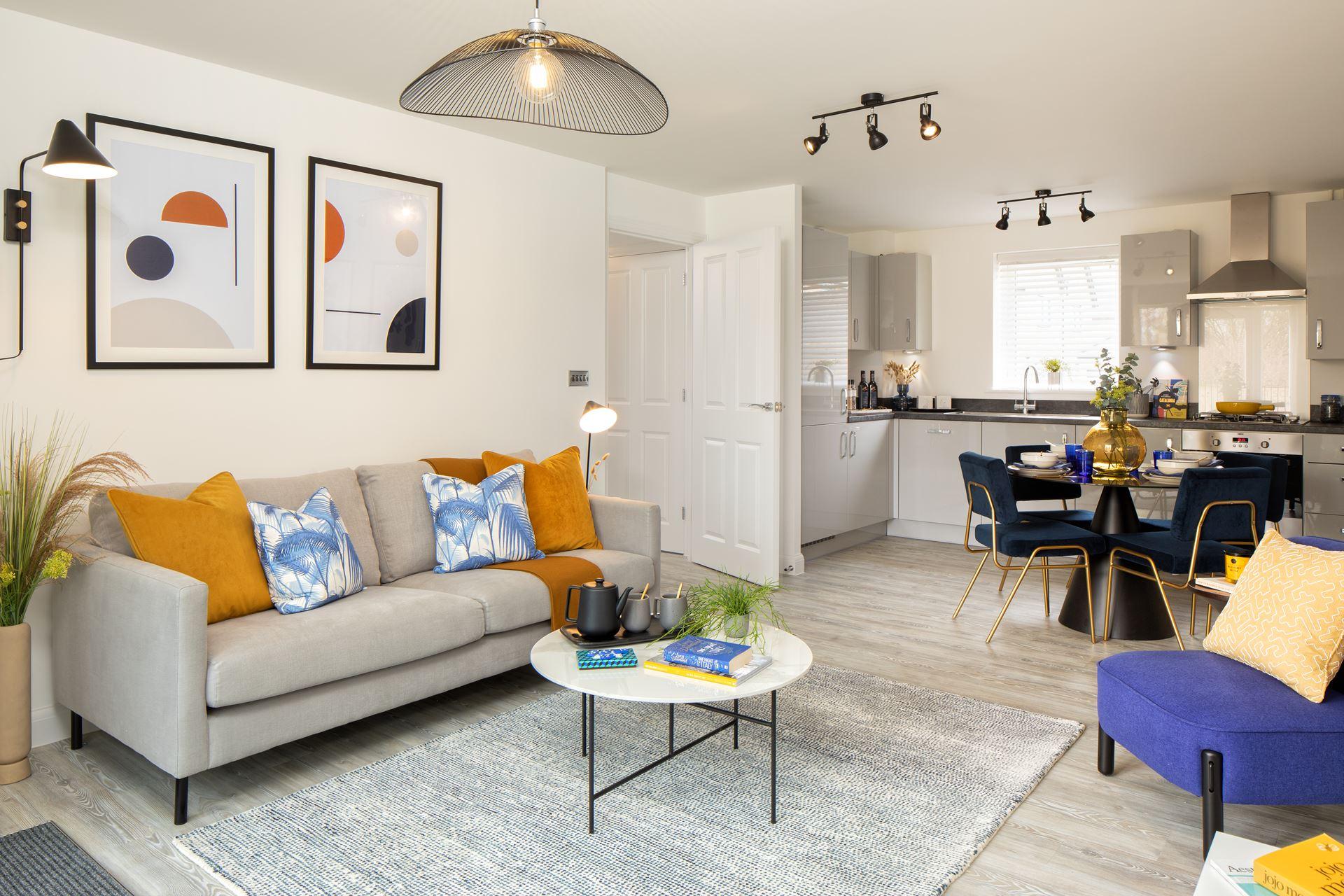 B5 Central New Apartments In Birmingham L Barratt Homes
