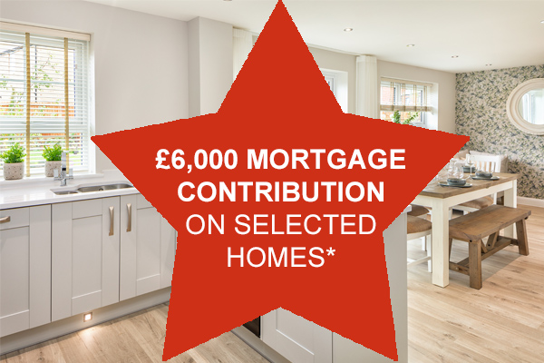 £6k mortgage contribution star