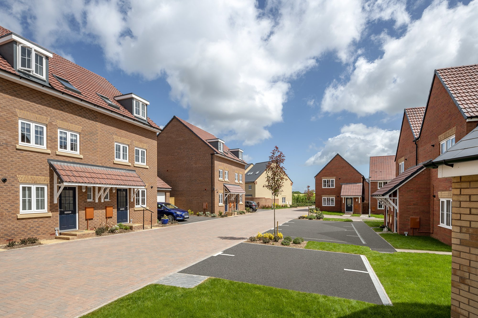 Marvelous New Homes For Sale In Taunton Barratt Homes Wiring 101 Ivorowellnesstrialsorg