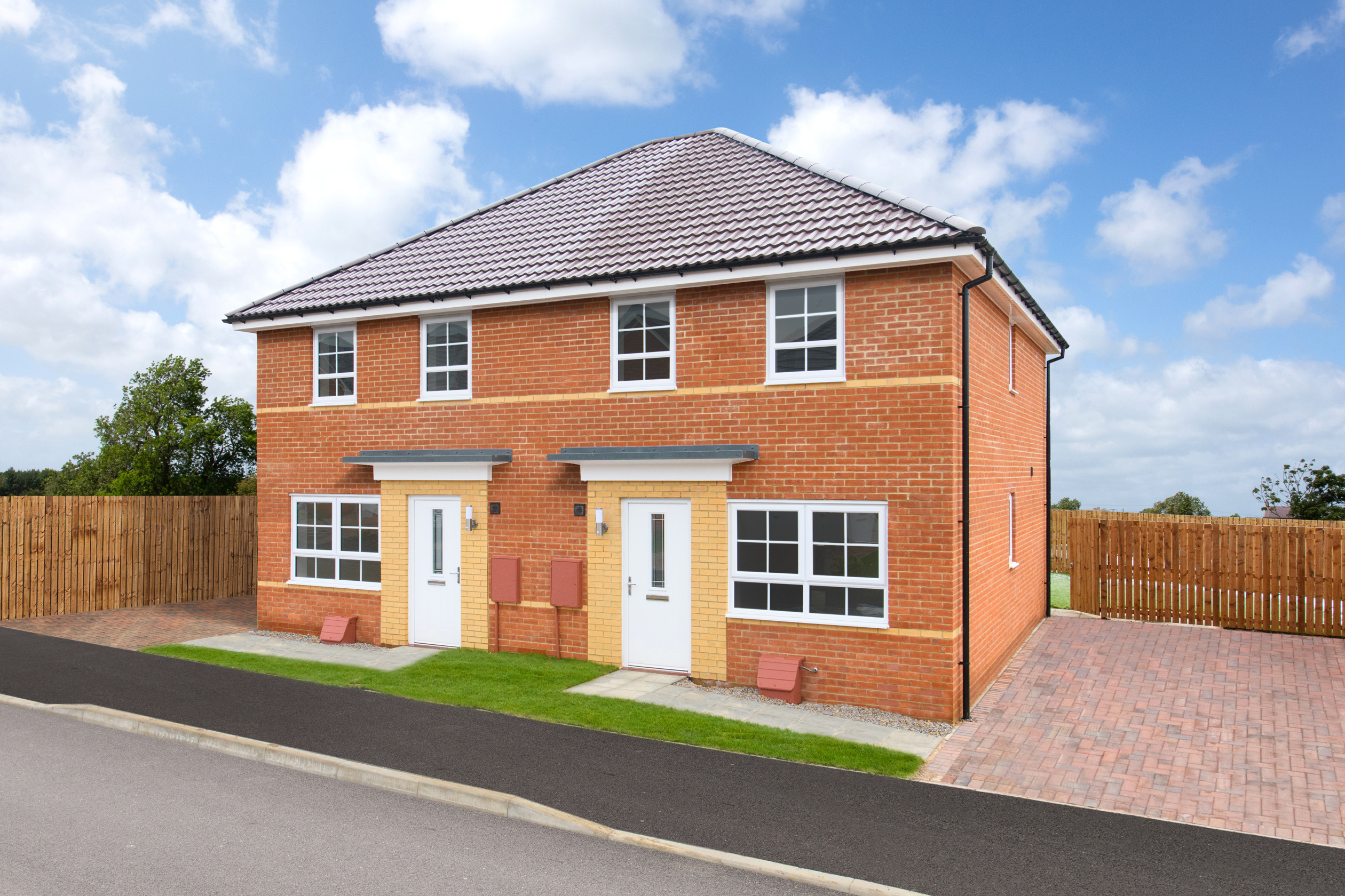 South Fields New Homes For Sale In Morpeth Barratt Homes