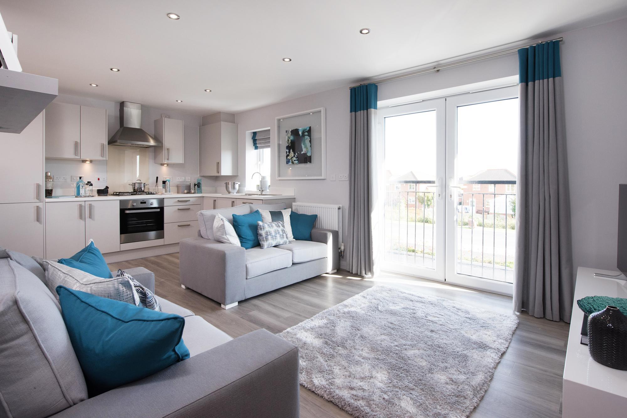 Victoria Mews Show Apartment 25 Barratt Homes