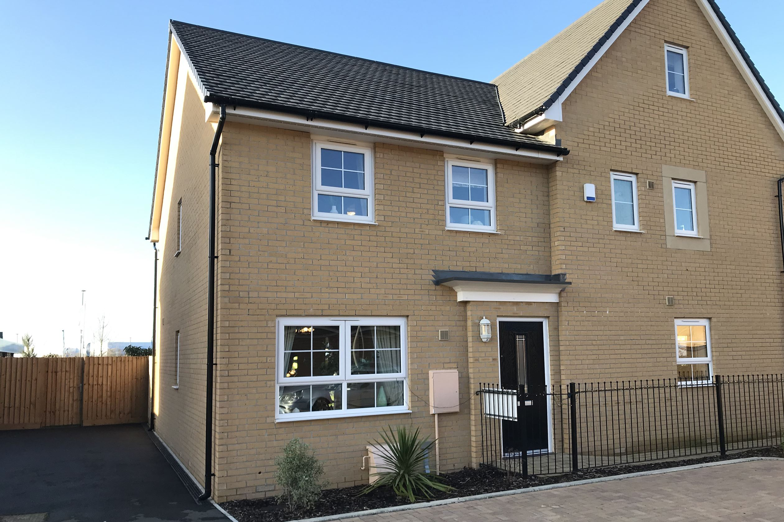 Plot 54 Maidstone Show Home