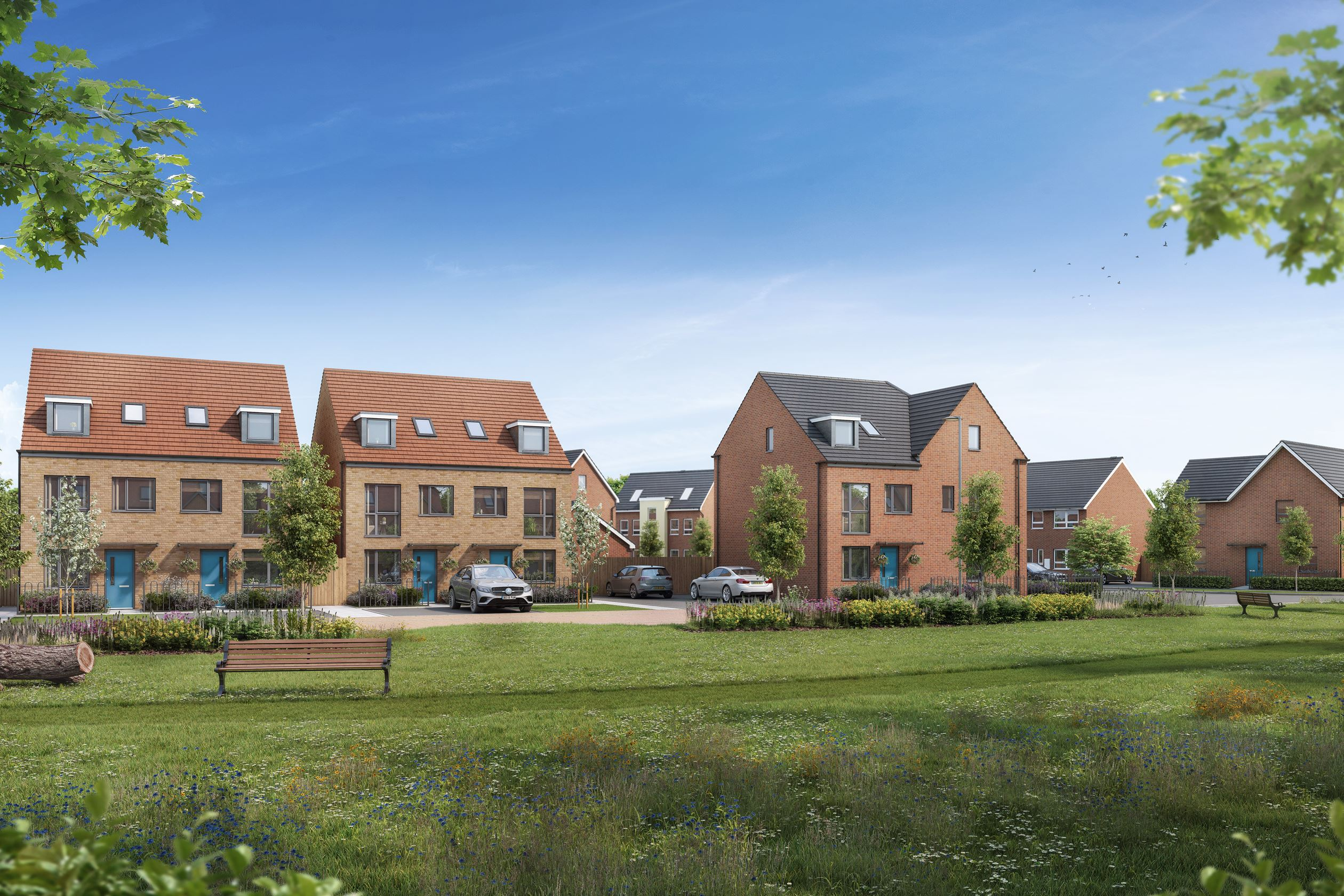 Barratt Homes Eagles' Rest
