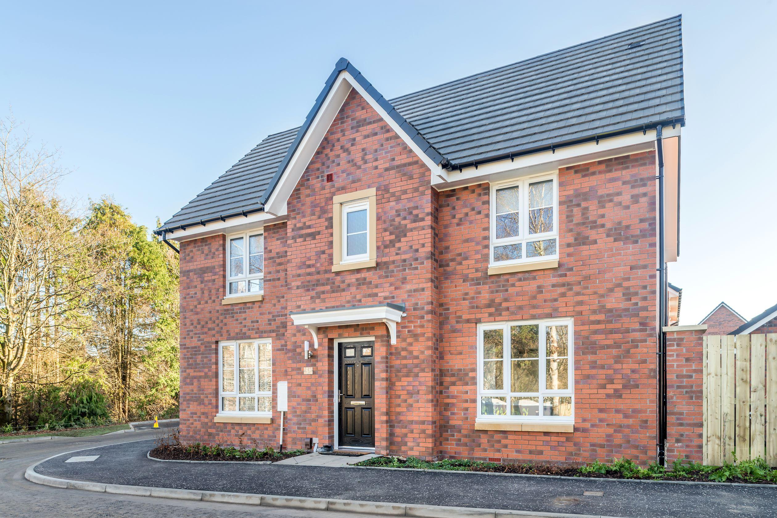 New Houses For Sale In Glasgow Barratt Homes
