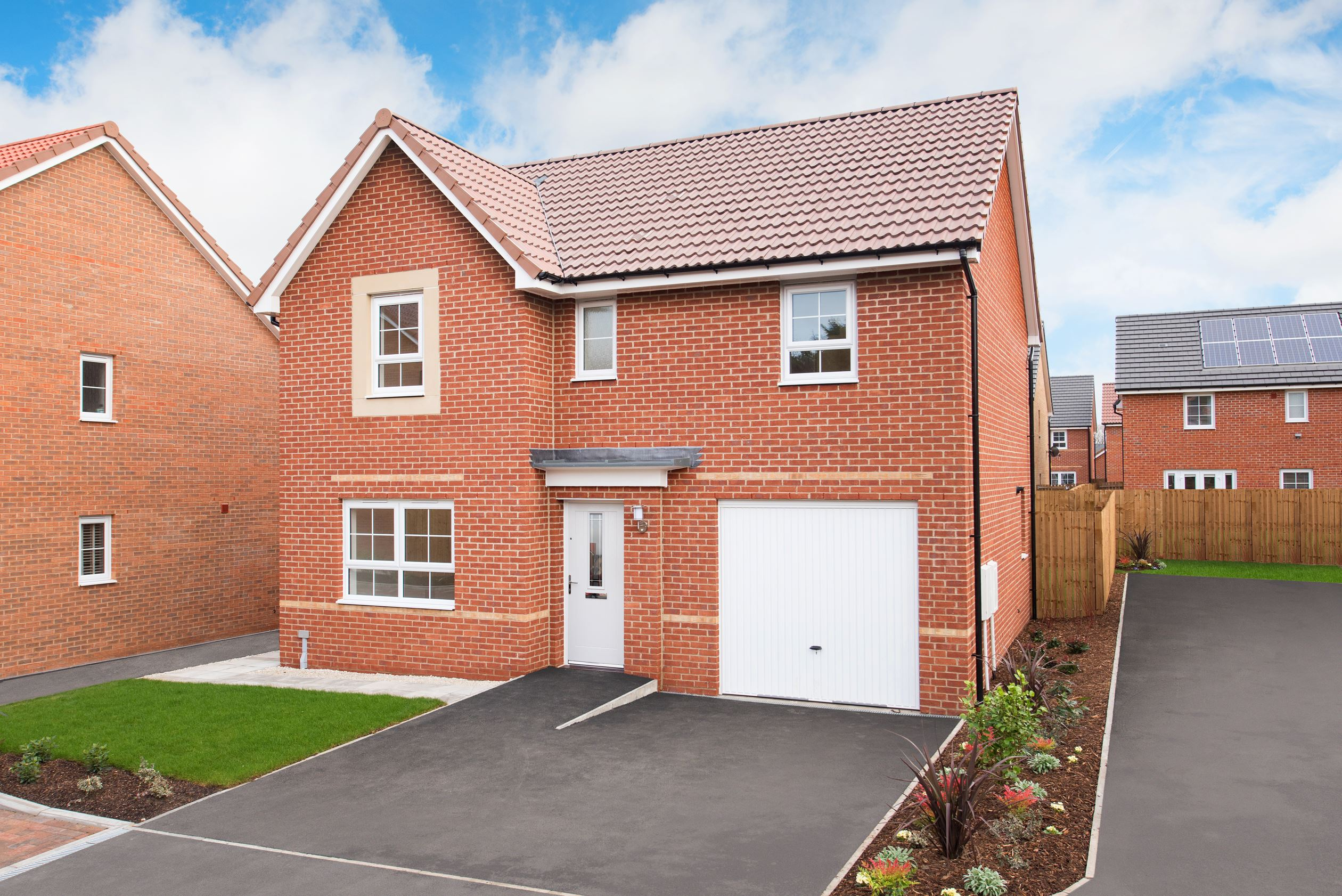 YEBAR Carlton Green Plot 48 The Ripon