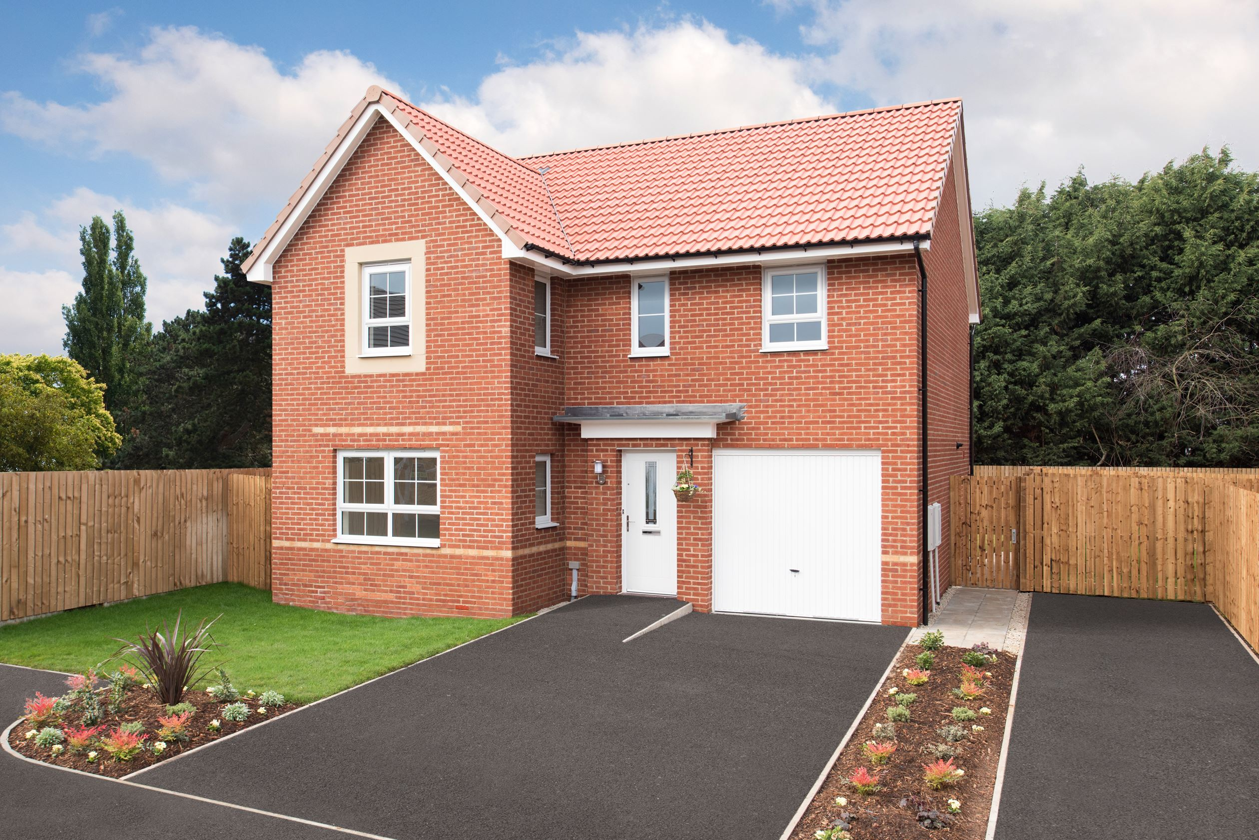 YEBAR Carlton Green Plot 52 The Halton