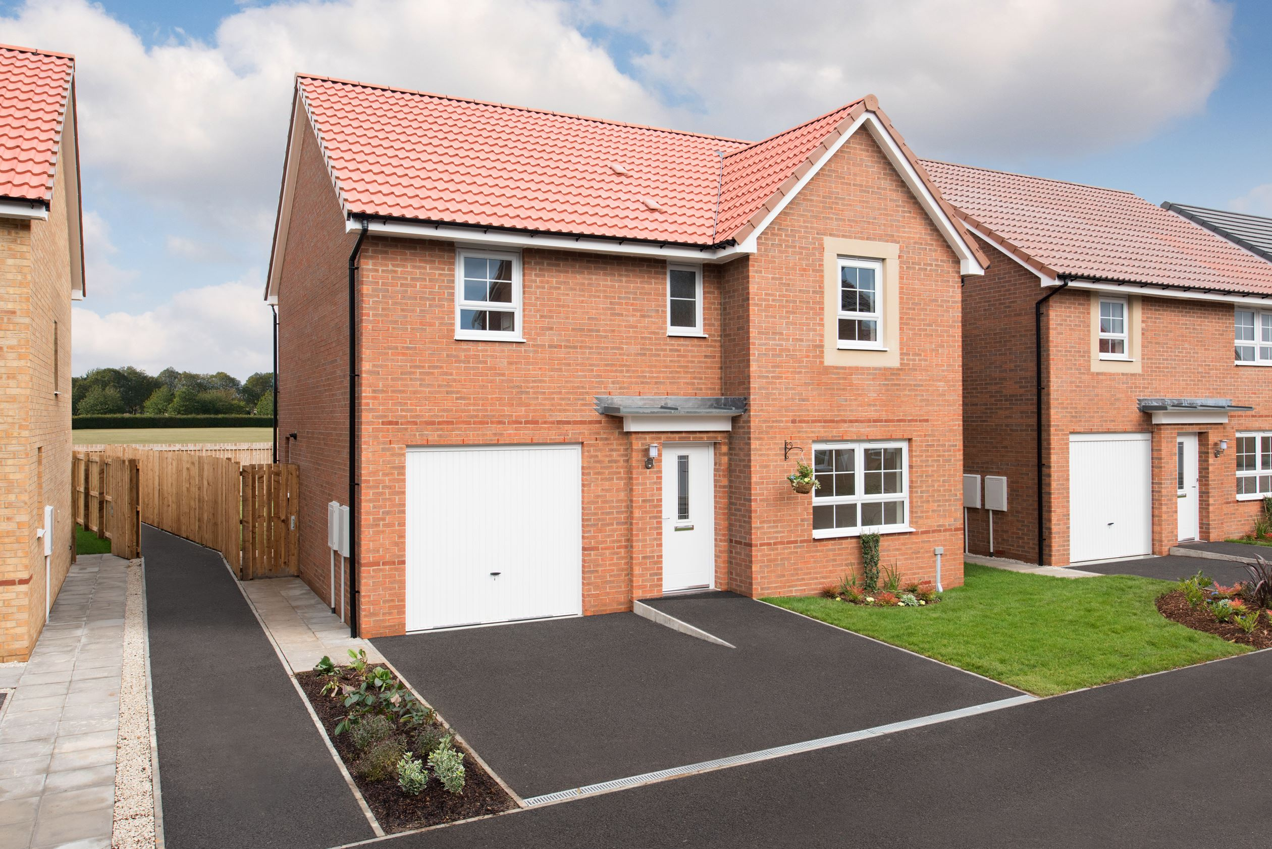 YEBAR Carlton Green Plot 58 The Ripon