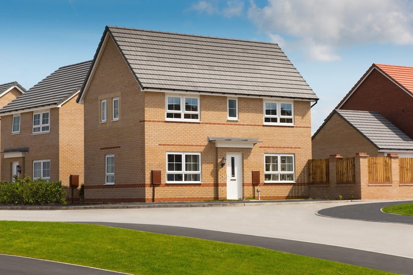 Plot 45 Ennerdale carlton green