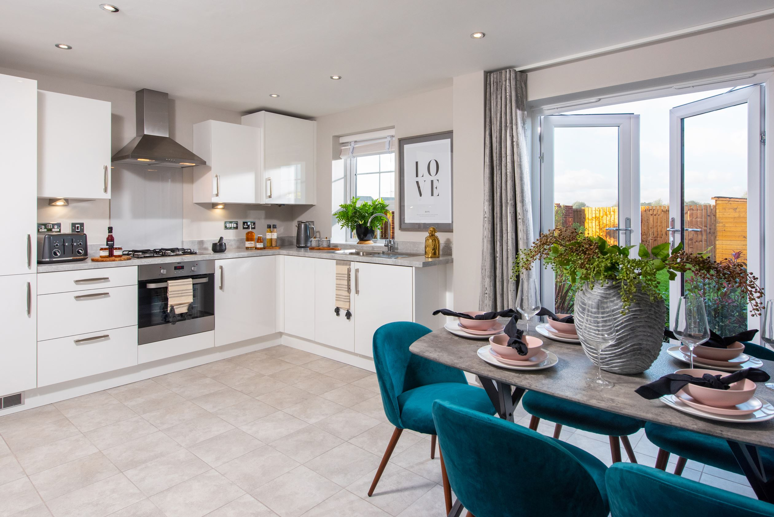 Torne Farm Maidstone Show Home Internal 1