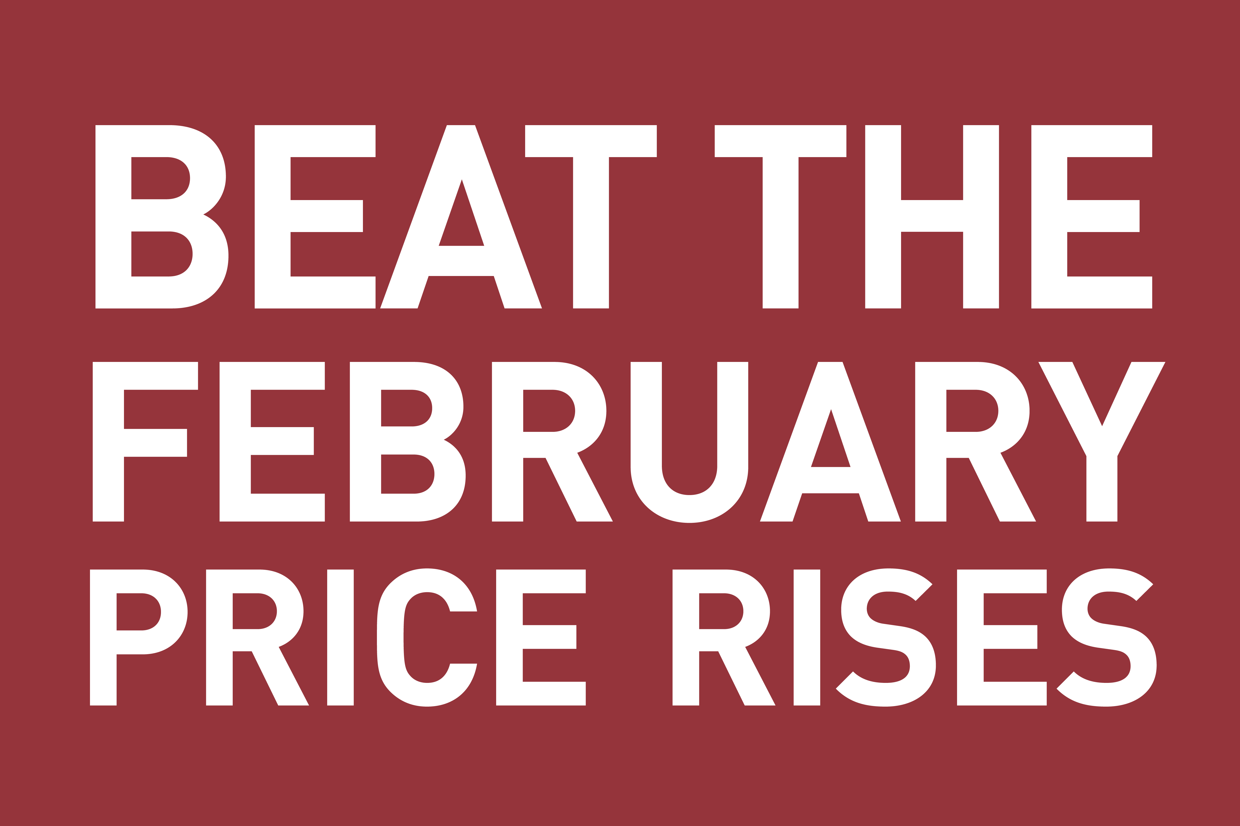 Feb price rises
