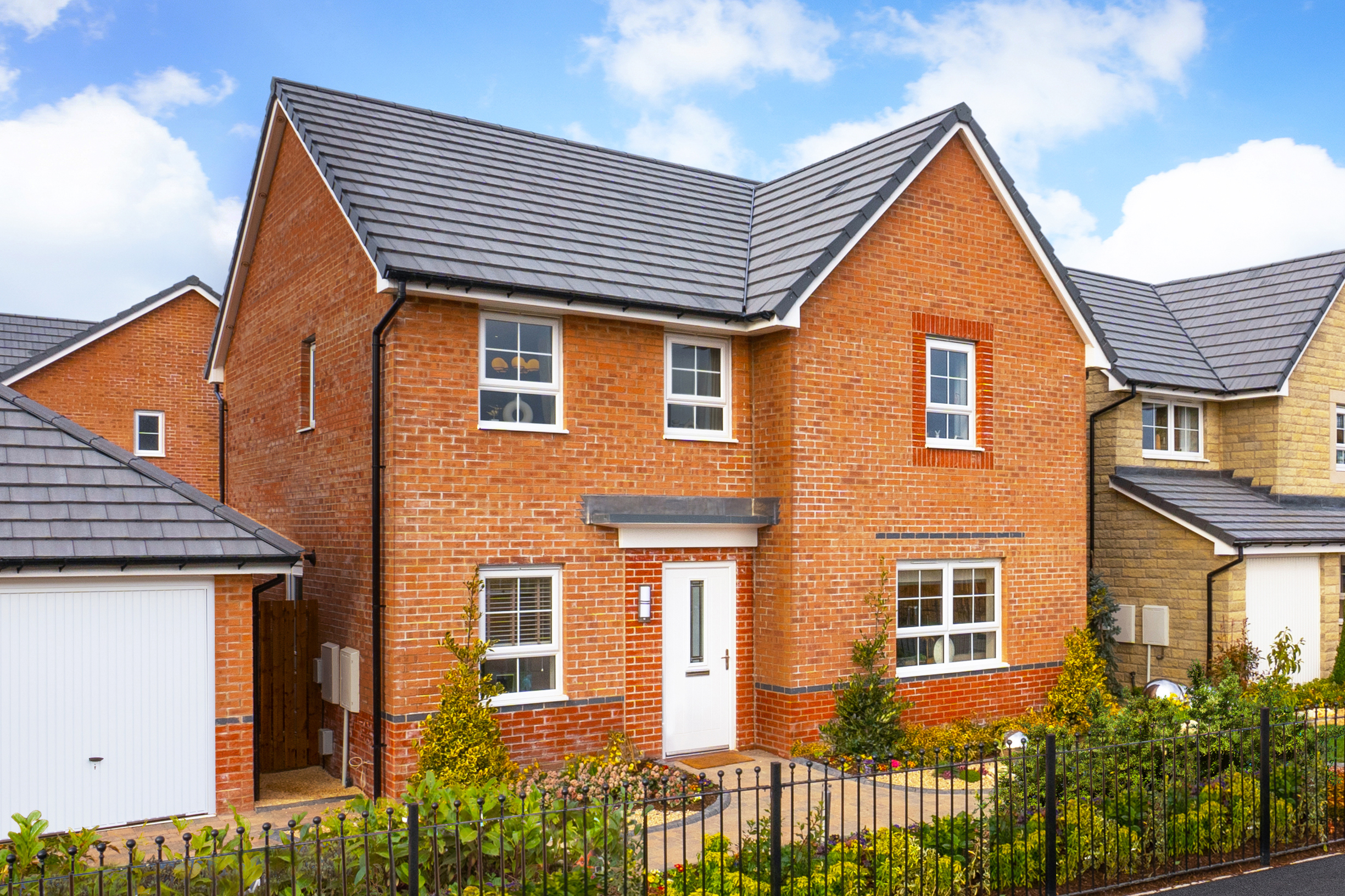 The Radleigh Show Home at Ambler's Meadow