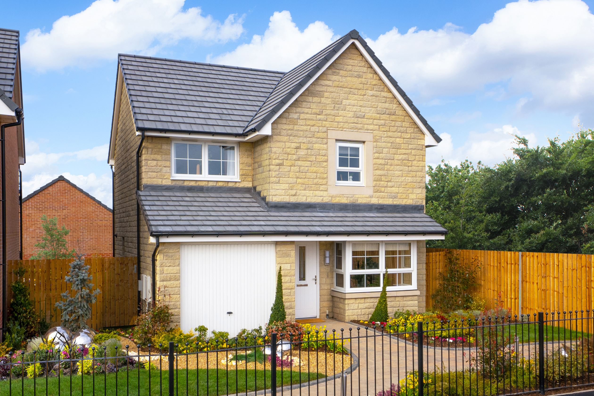 The Derwent show home at Ambler's Meadow