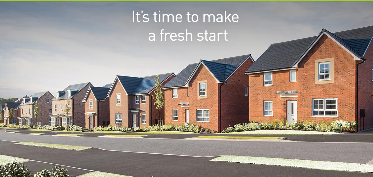 New Homes For Sale Quality Home Builders Barratt Homes