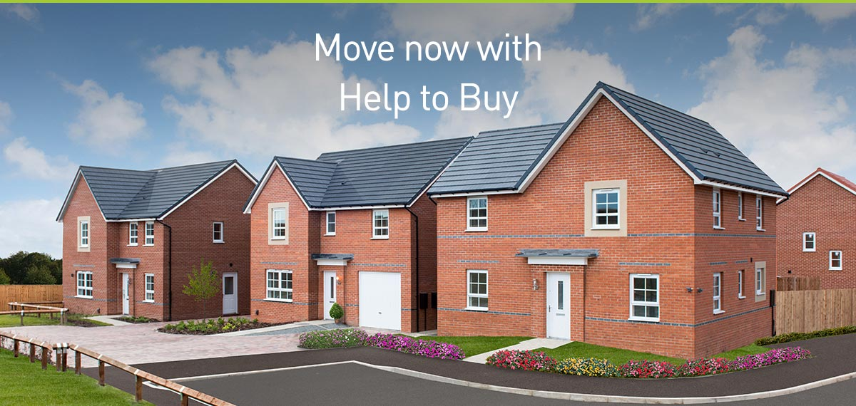 New Homes For Sale | Quality Home Builders | Barratt Homes