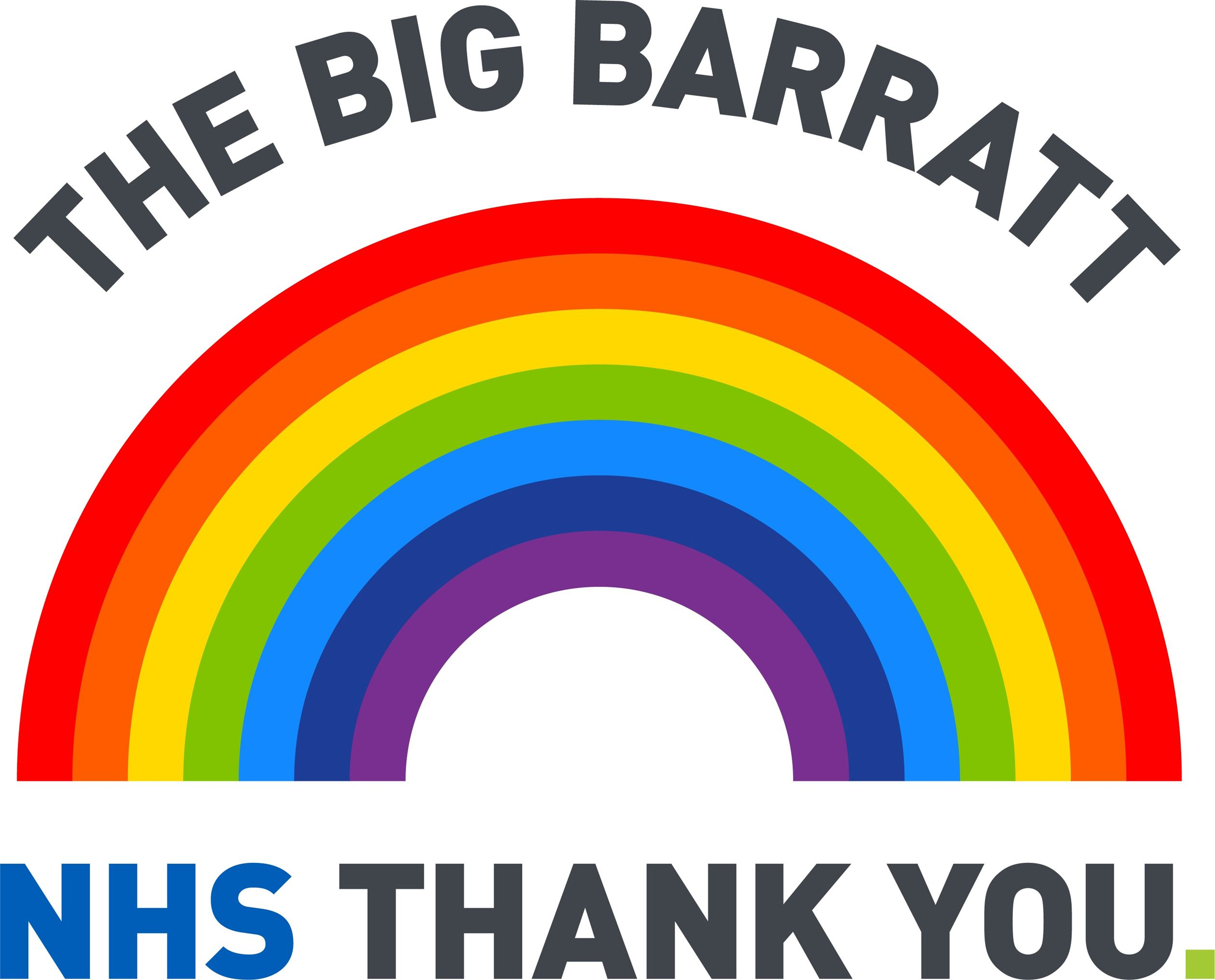 NHS thank you logo
