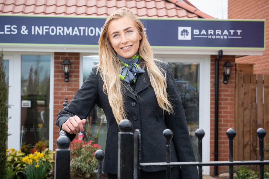 Barratt Homes Sales Adviser
