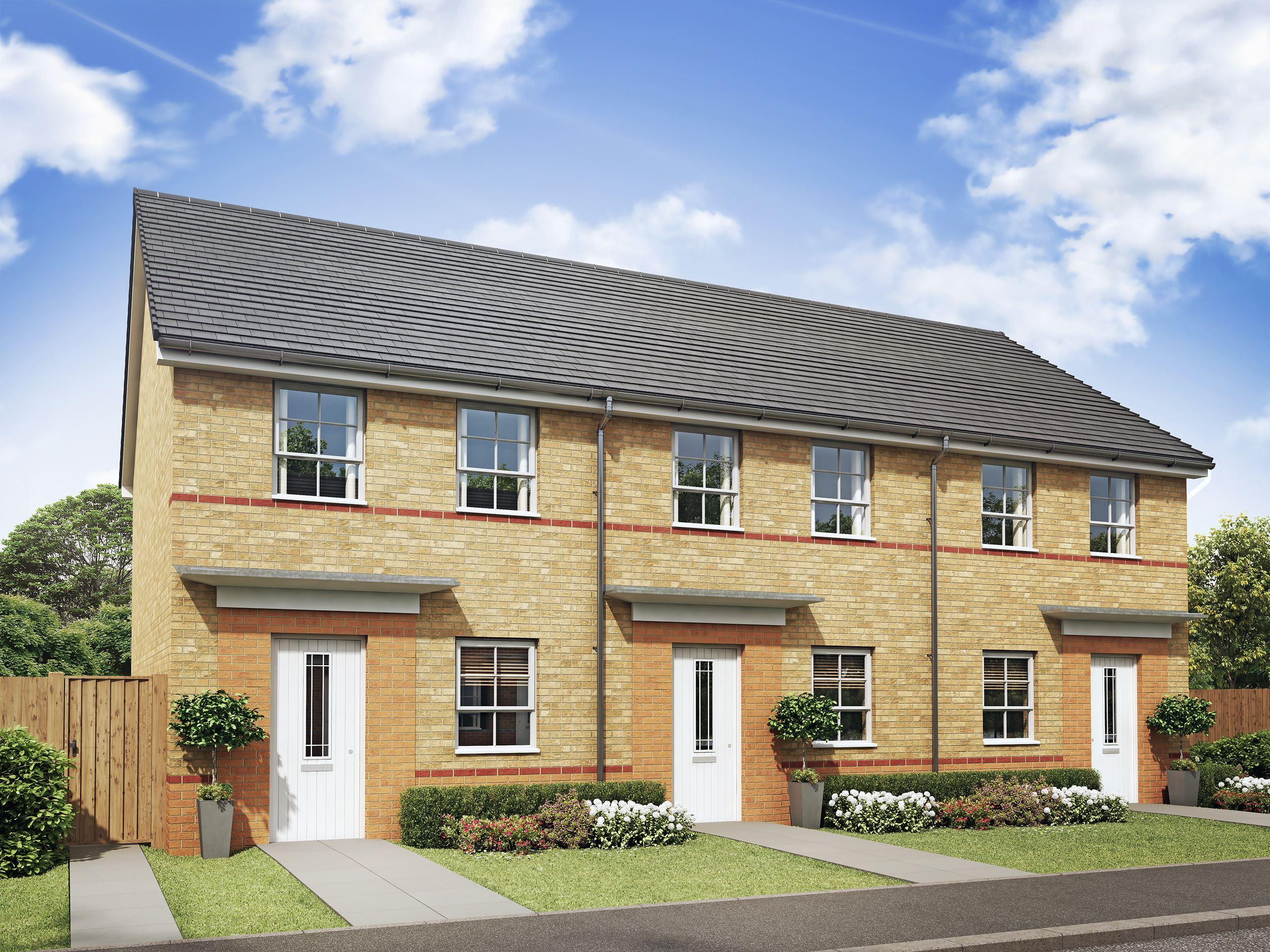 A Great Range Of Homes Barratt Homes