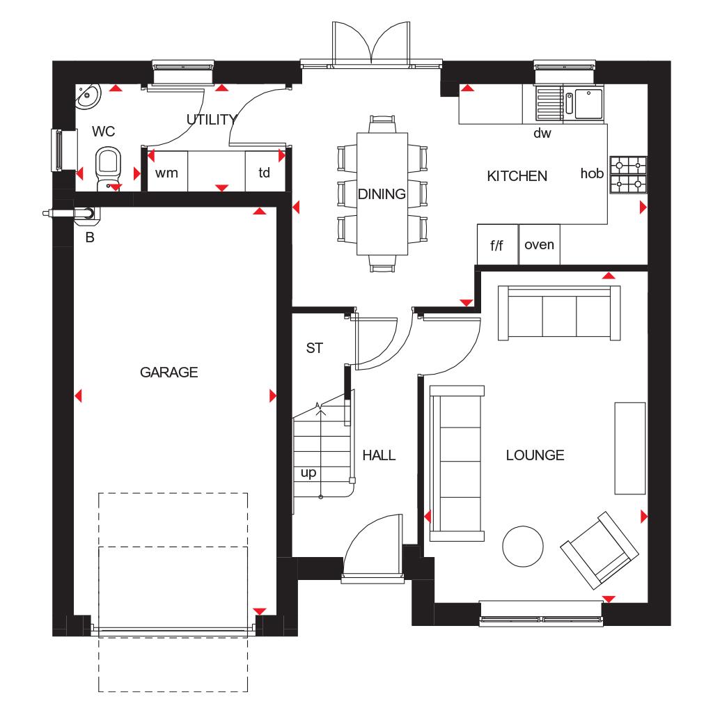 The Hemsworth Barratt Homes
