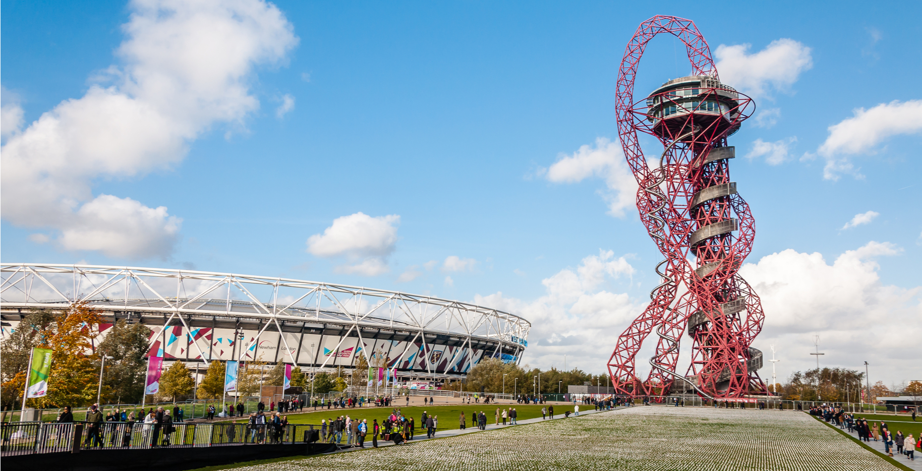newham olympic park