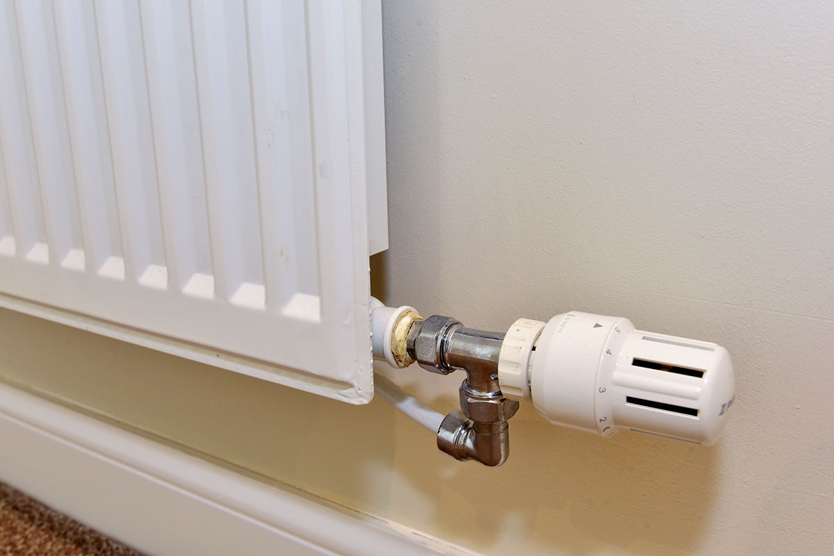 Radiator thermostatic valve