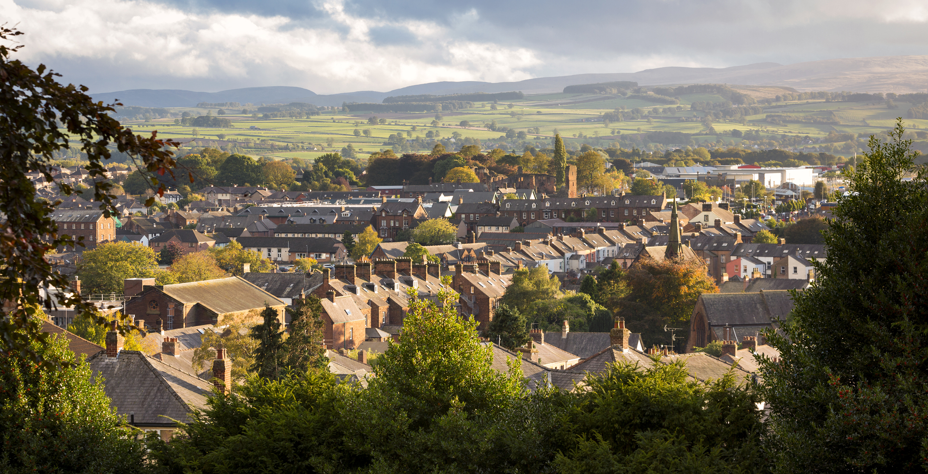 New homes in Cumbria