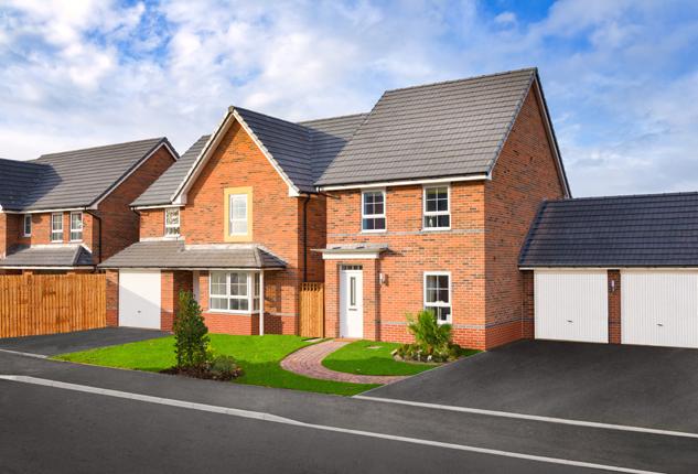 Aylesham New Builds