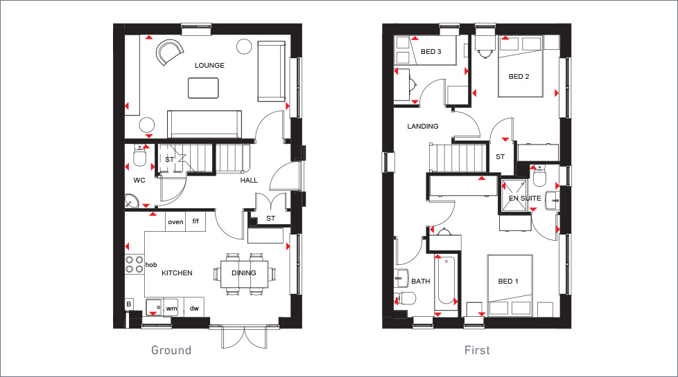 The Ennerdale Floorpan