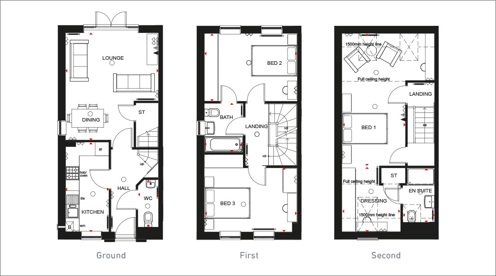 The Norbury Floorplan