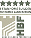 5 star builder rating