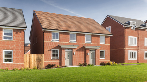 BH, Whitehorse View, Westbury, Barratt Homes Bristol