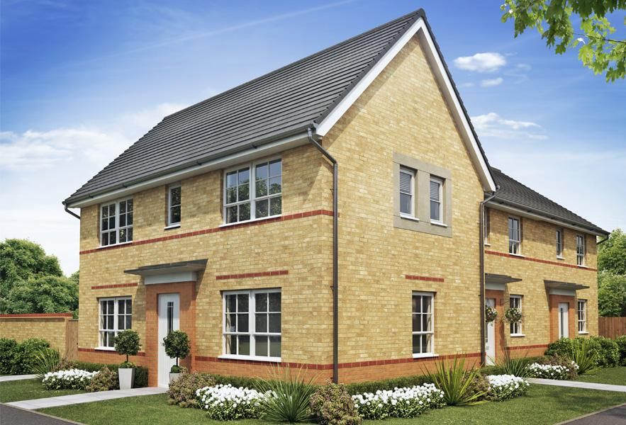 New Build Homes in Boverton