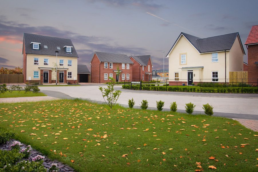 New Build Homes in Warton