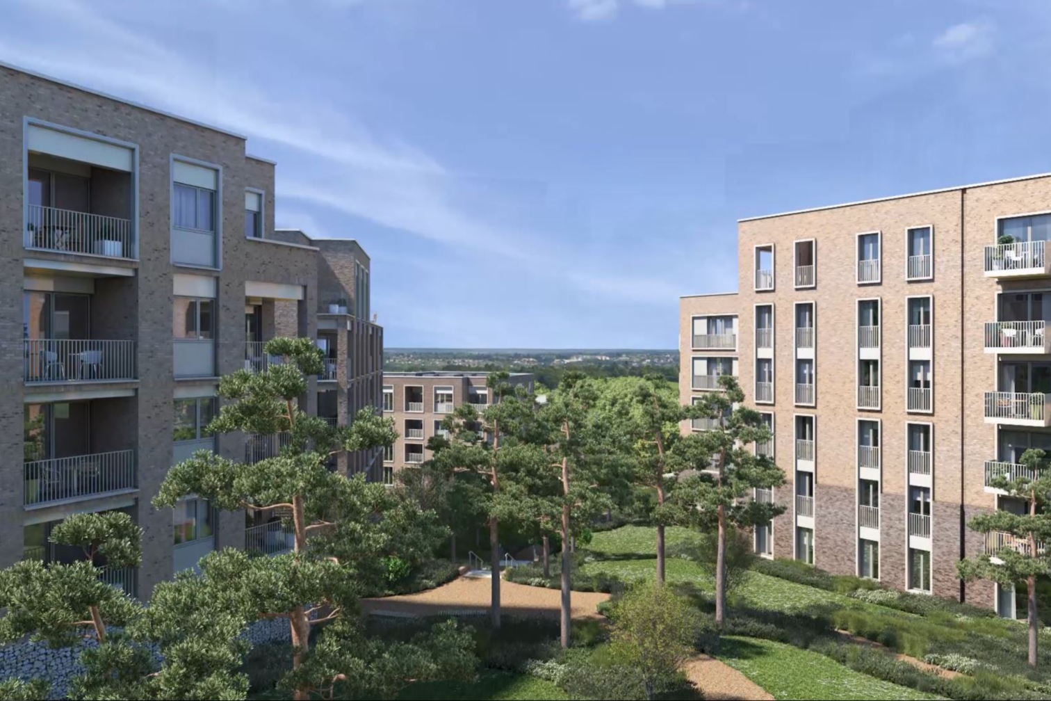 New Build Homes in Mill Hill