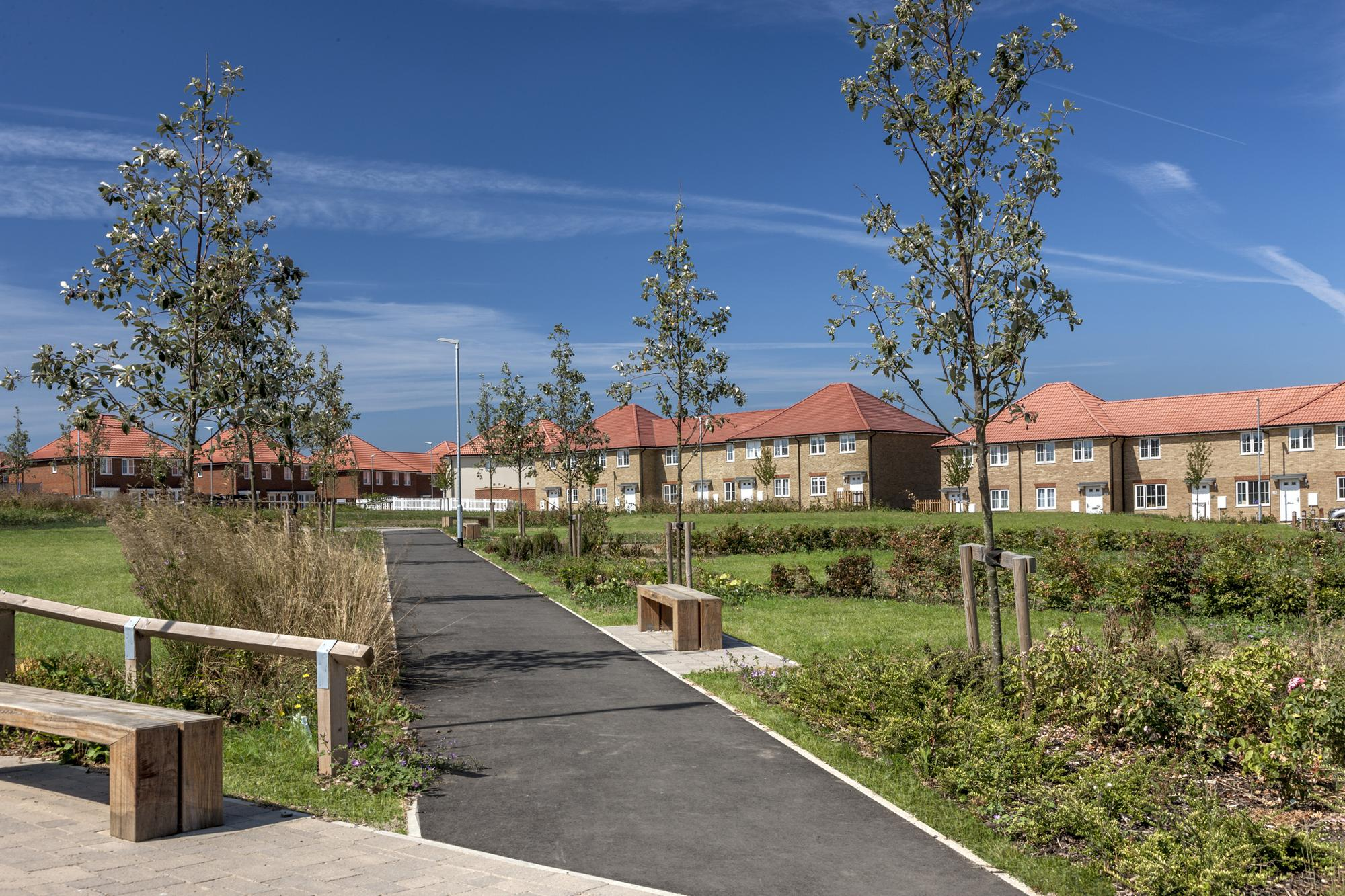 New Build Homes in Aylesham