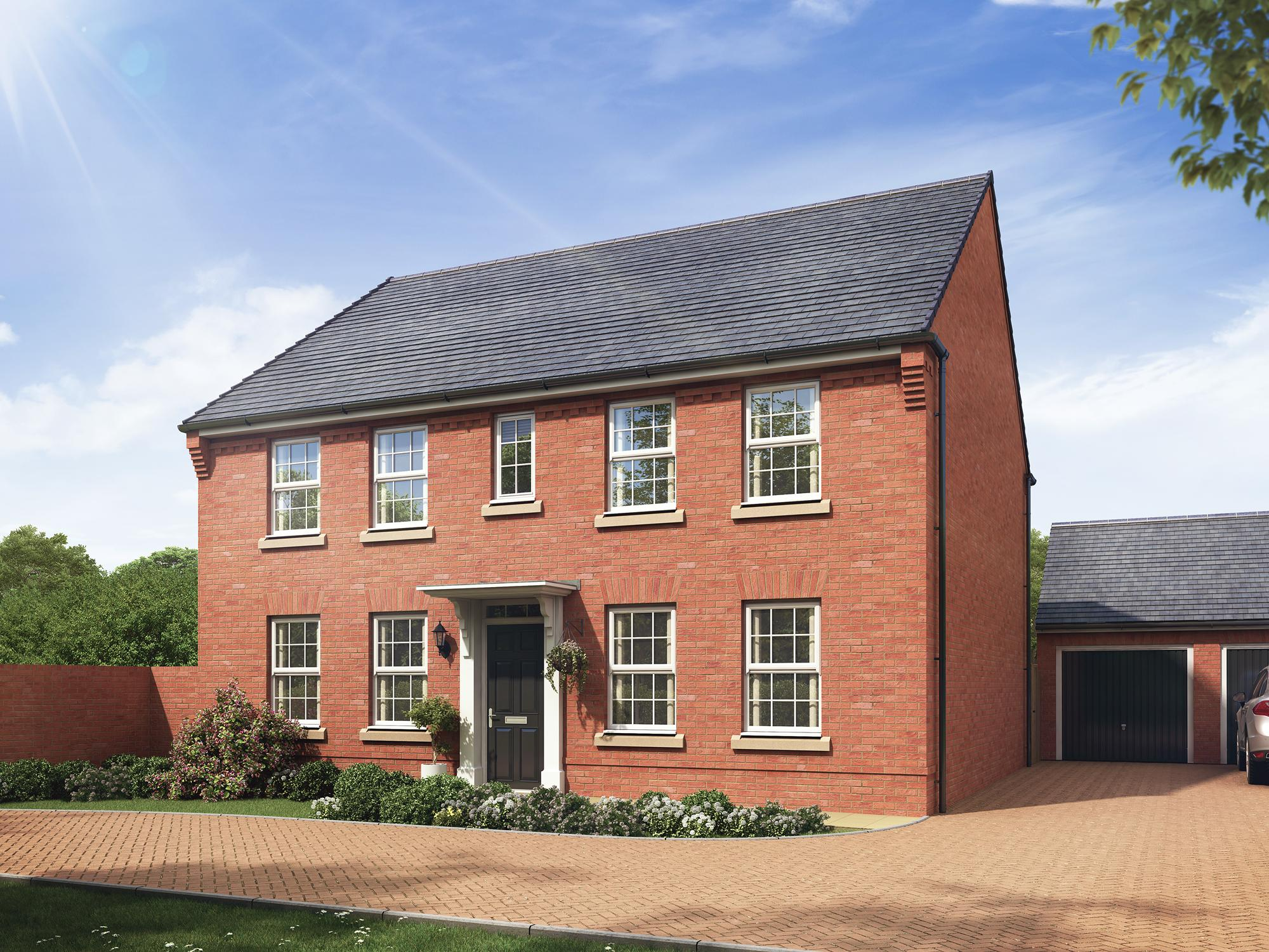 New Build Homes in Hunts Grove