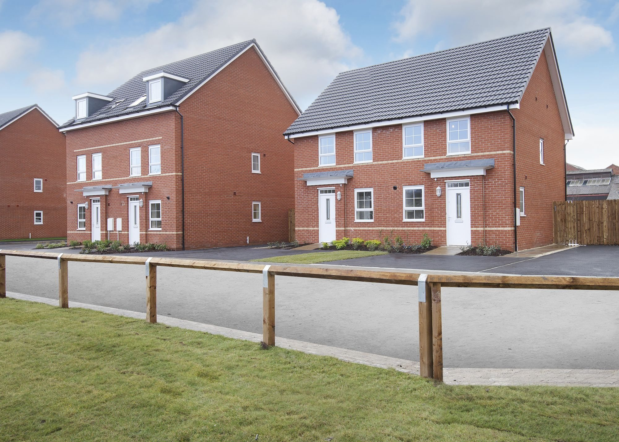 New Build Homes in Wakefield