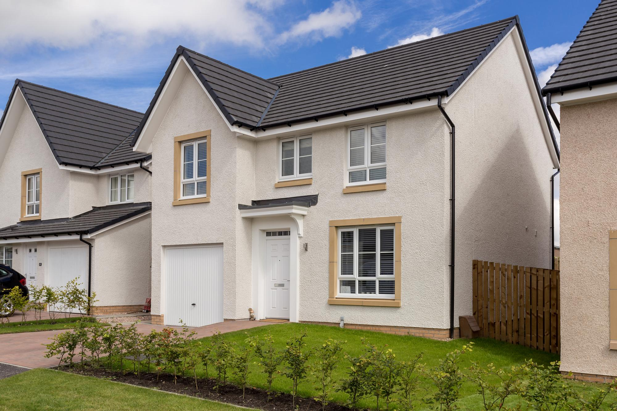 New Build Homes in Kirkcaldy
