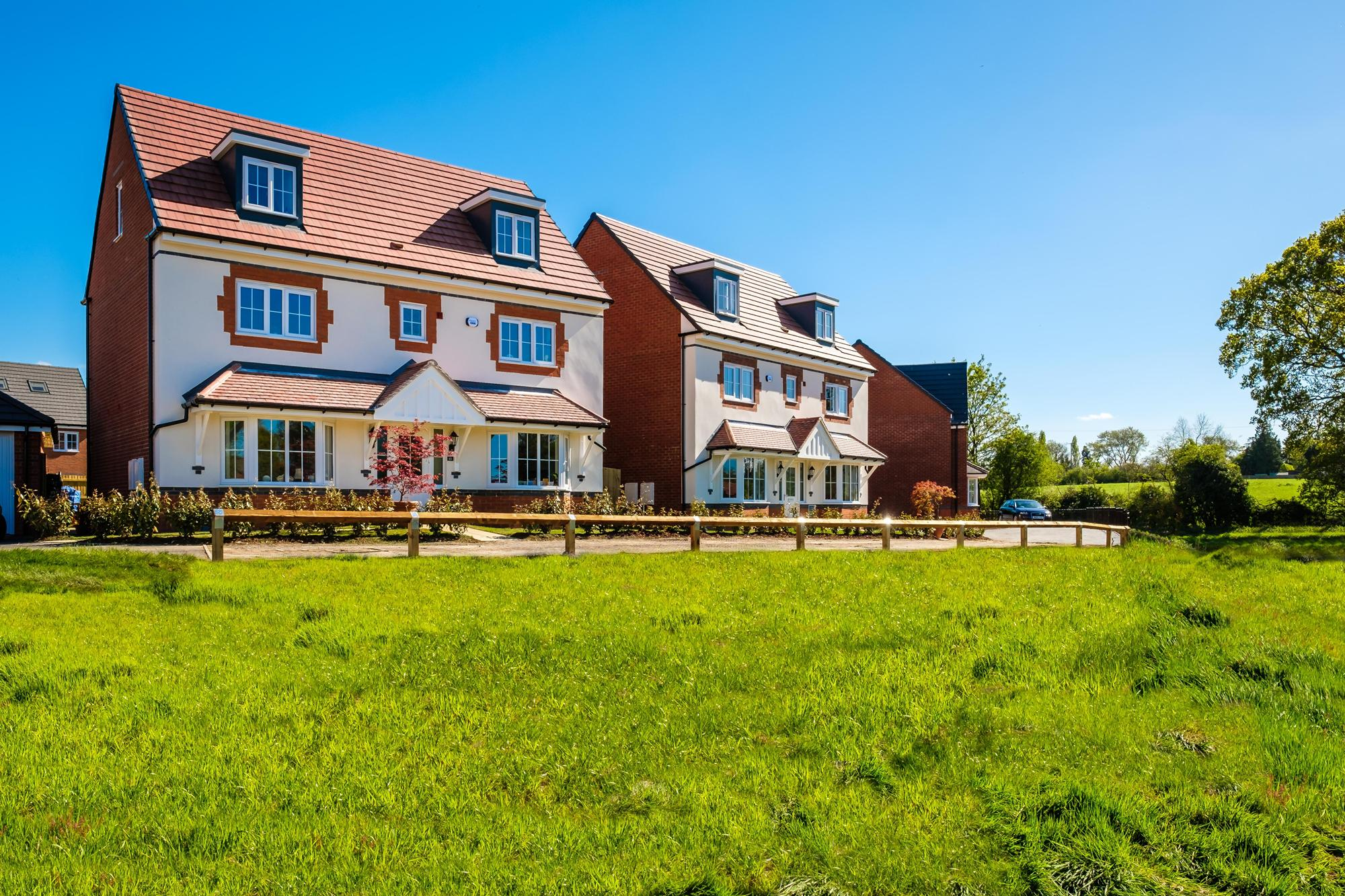 New Build Homes in Bowbrook