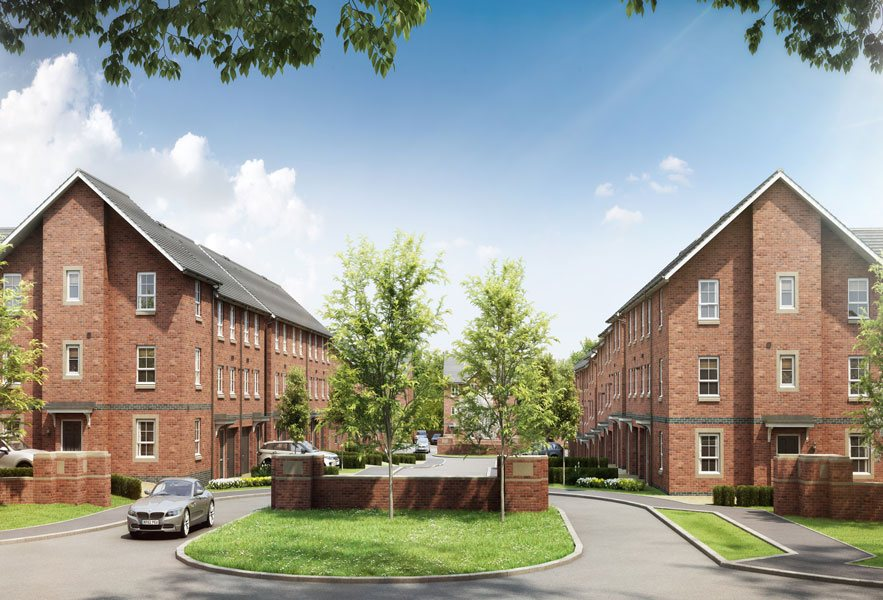 New Build Homes in Cathcart
