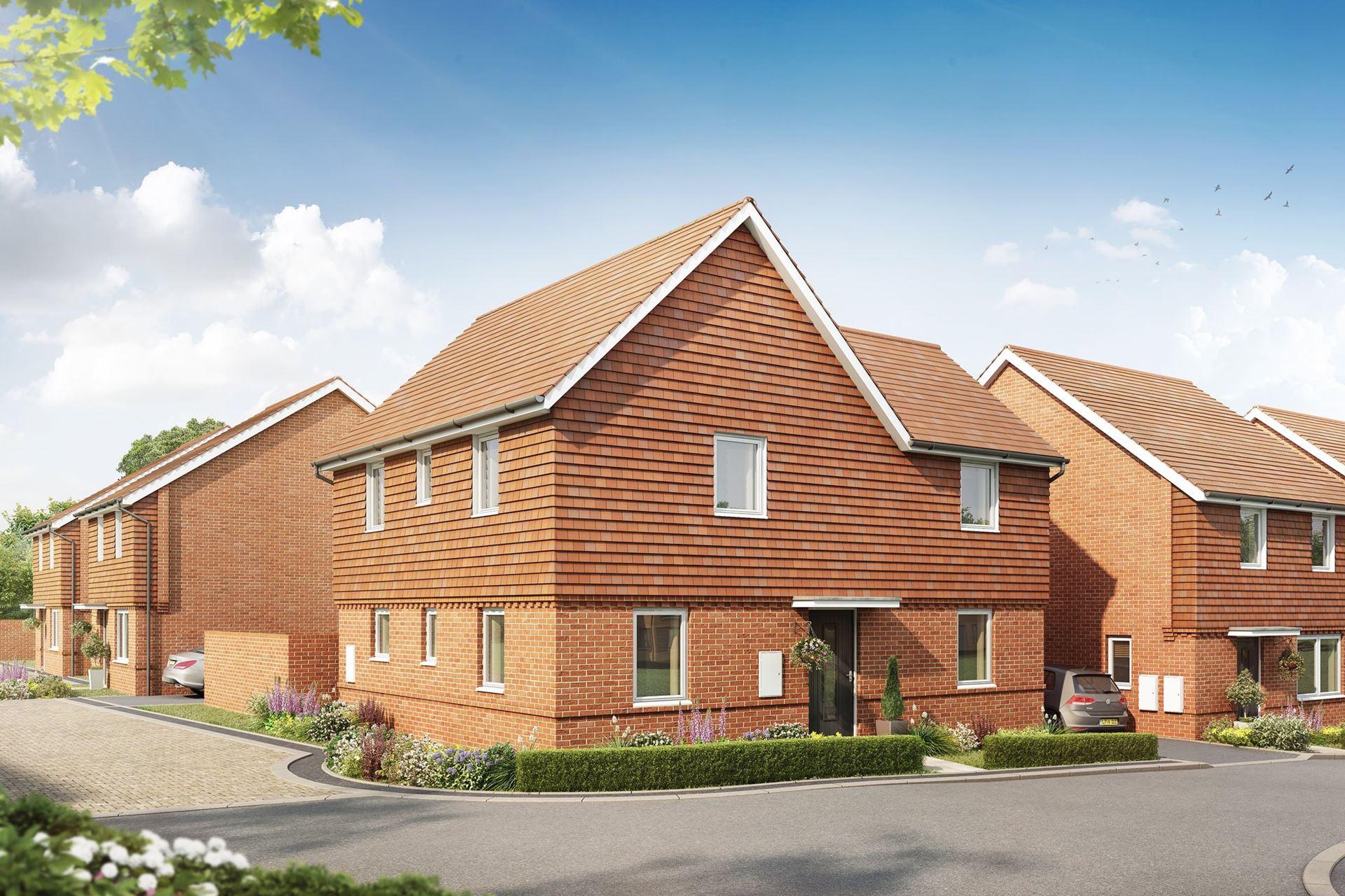 New Build Homes in Basingstoke