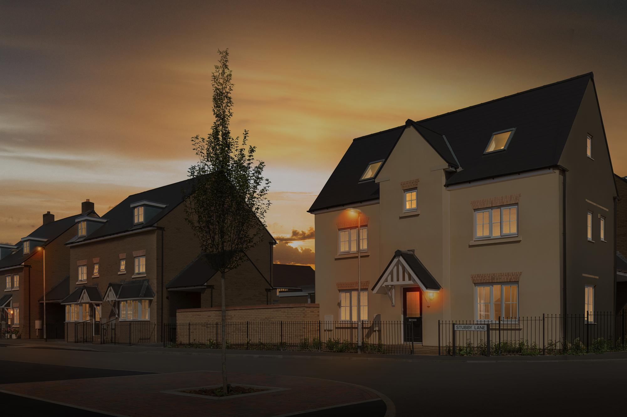 New Build Homes in Cheddon Fitzpaine