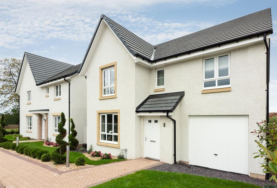 New Build Homes in Dunfermline