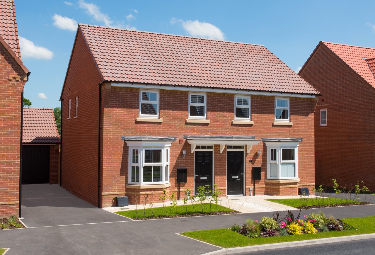 New Build Homes in Moulton