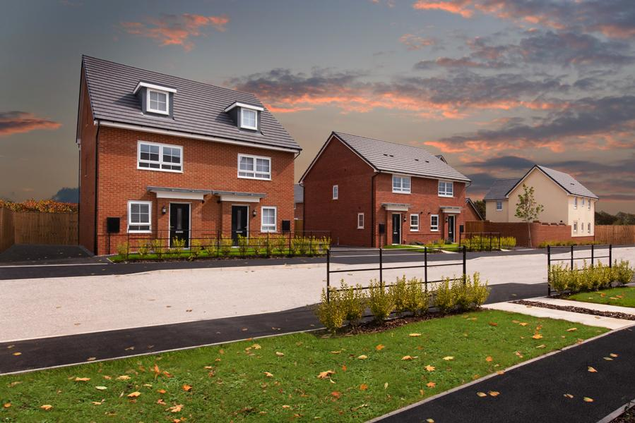 New Build Homes in Prescot
