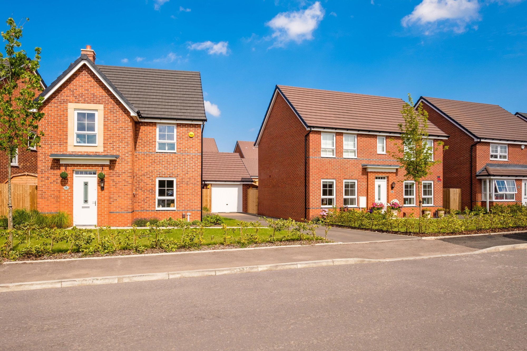 New Build Homes in Burntwood