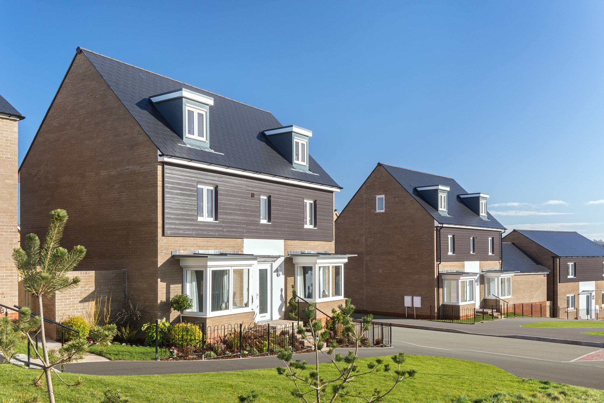 New Build Homes in Yeovil